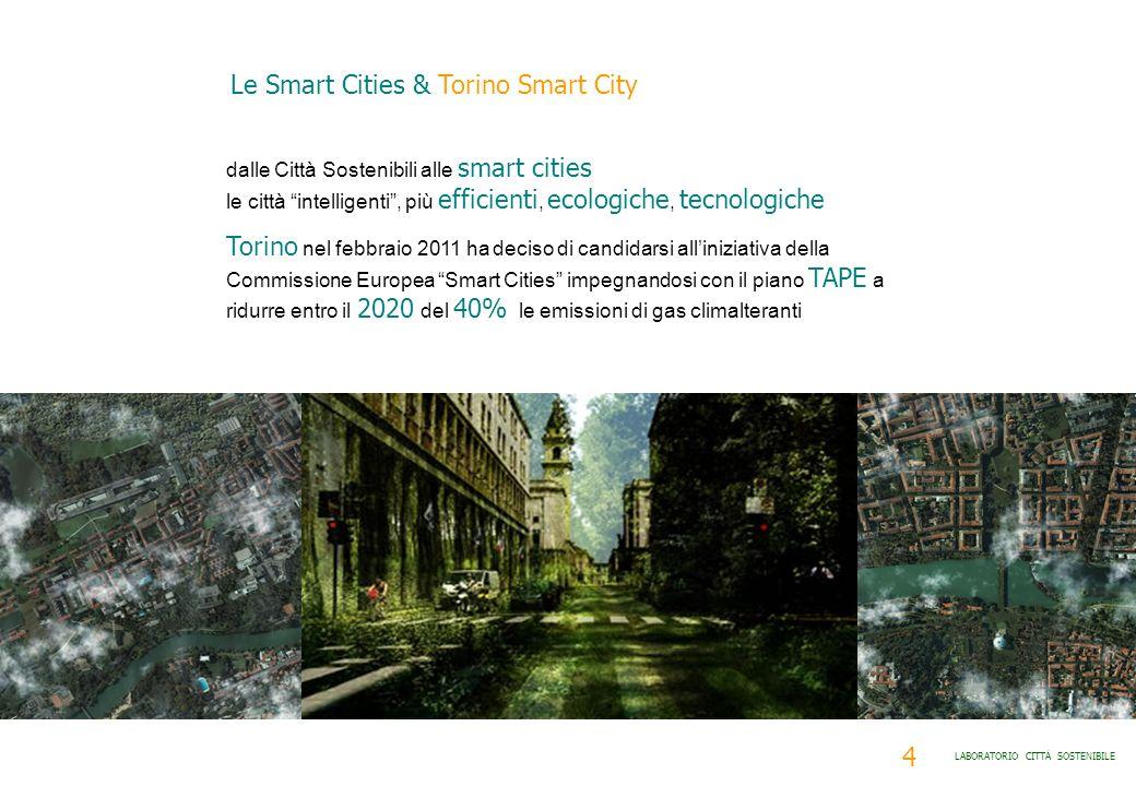 Le Smart Cities & Torino Smart City