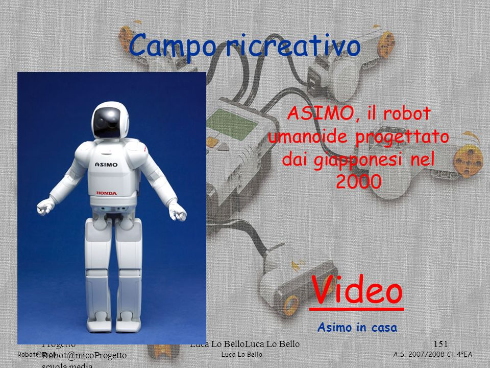 Video Campo ricreativo