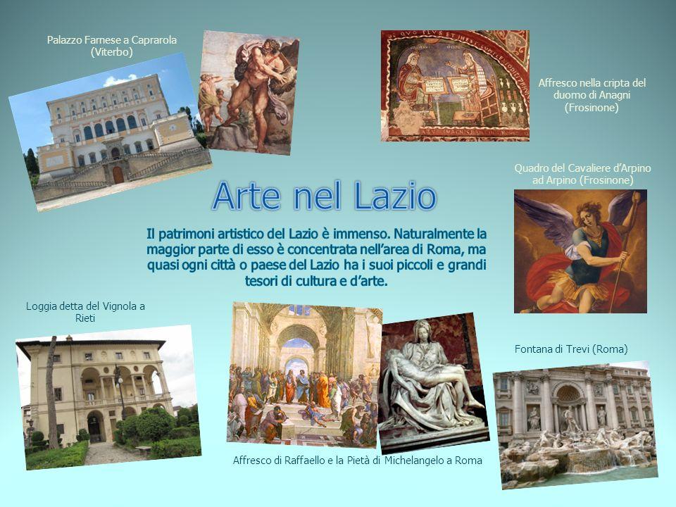 Palazzo Farnese a Caprarola (Viterbo)