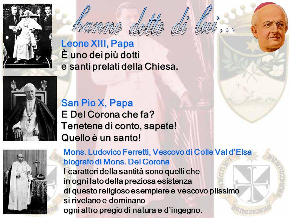 hanno detto di lui ... Leone XIII, Papa