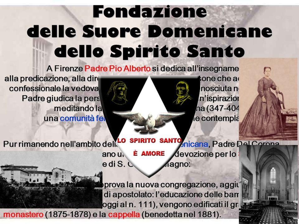 Fondazione delle Suore Domenicane dello Spirito Santo