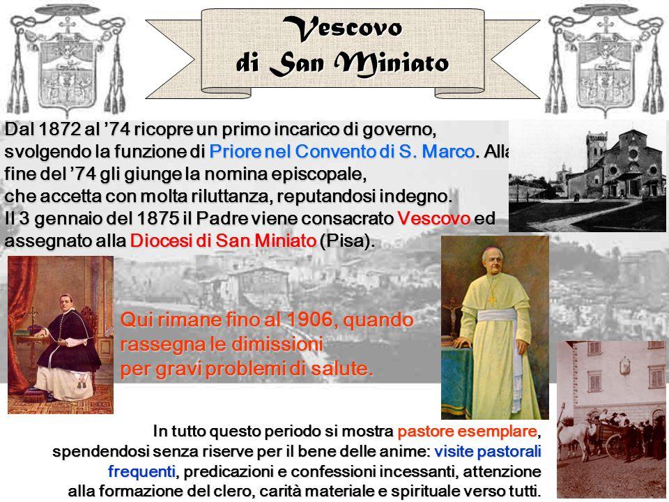Vescovo di San Miniato