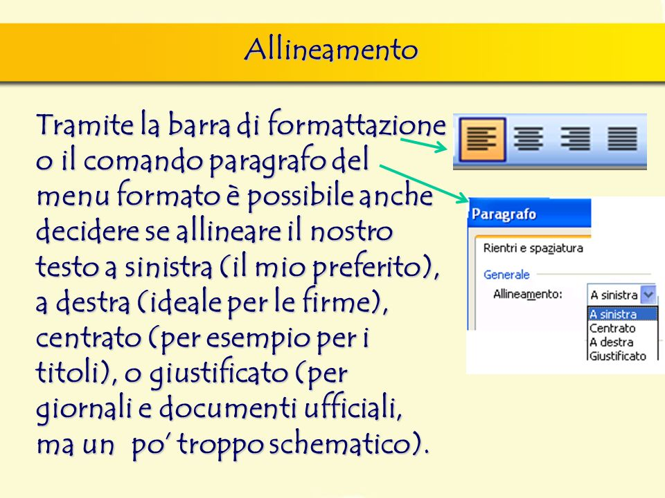 finestra di dialogo Nuovo, nella quale si può scegliere sia il documento vuoto, sia un altro documento tipo, da scegliere tra i modelli forniti con il programma.