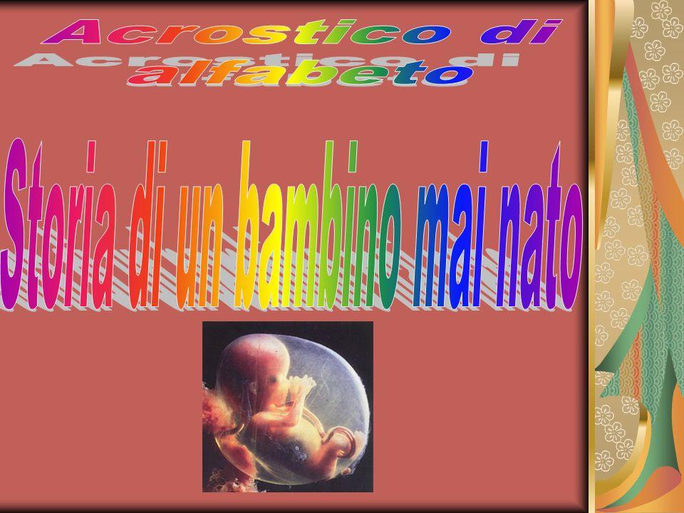 Storia di un bambino mai nato