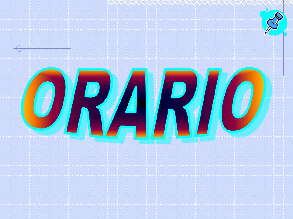 ORARIO