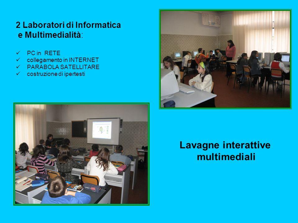 multimediali 2 Laboratori di Informatica e Multimedialità: PC in RETE
