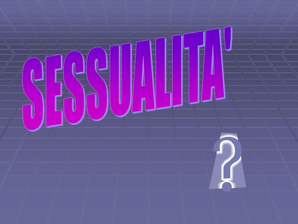 SESSUALITA