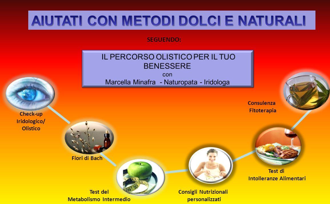 Intolleranze Alimentari Consigli Nutrizionali Metabolismo Intermedio