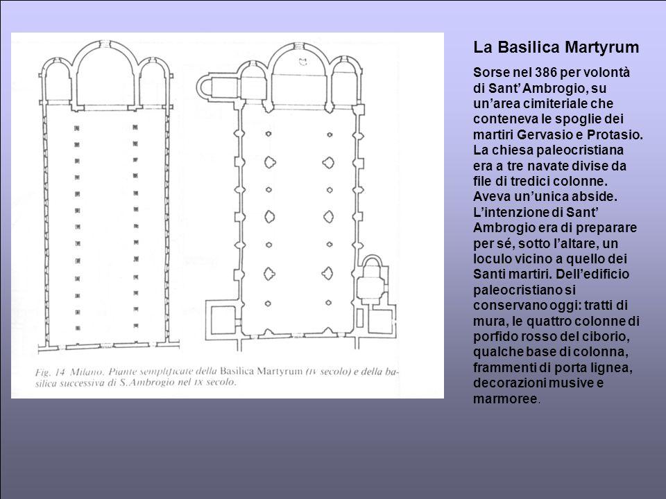 La Basilica Martyrum