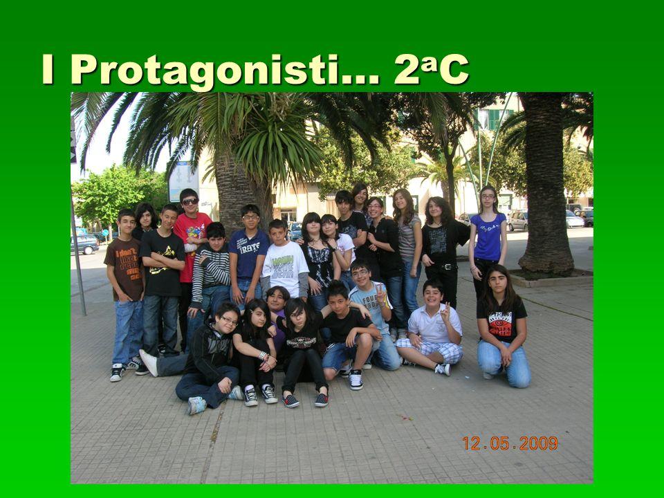 I Protagonisti… 2aC