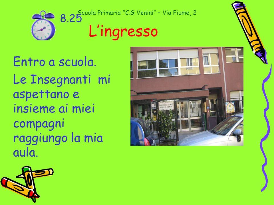 Scuola Primaria C.G Venini – Via Fiume, 2