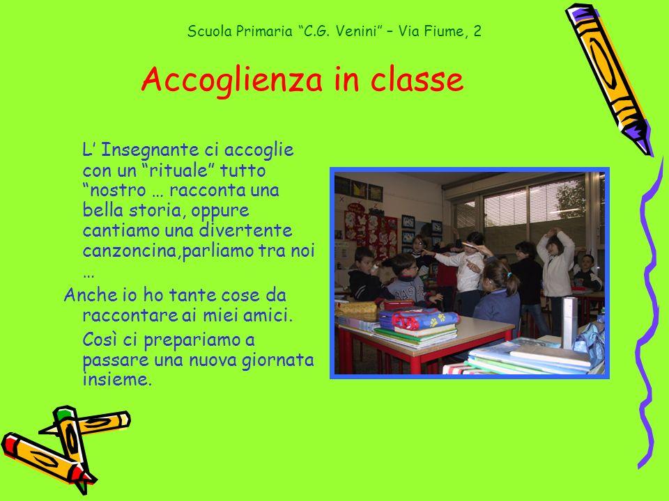 Scuola Primaria C.G. Venini – Via Fiume, 2