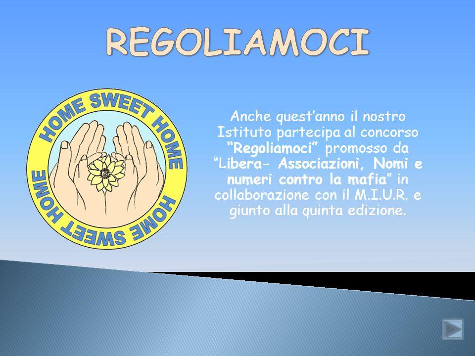 REGOLIAMOCI
