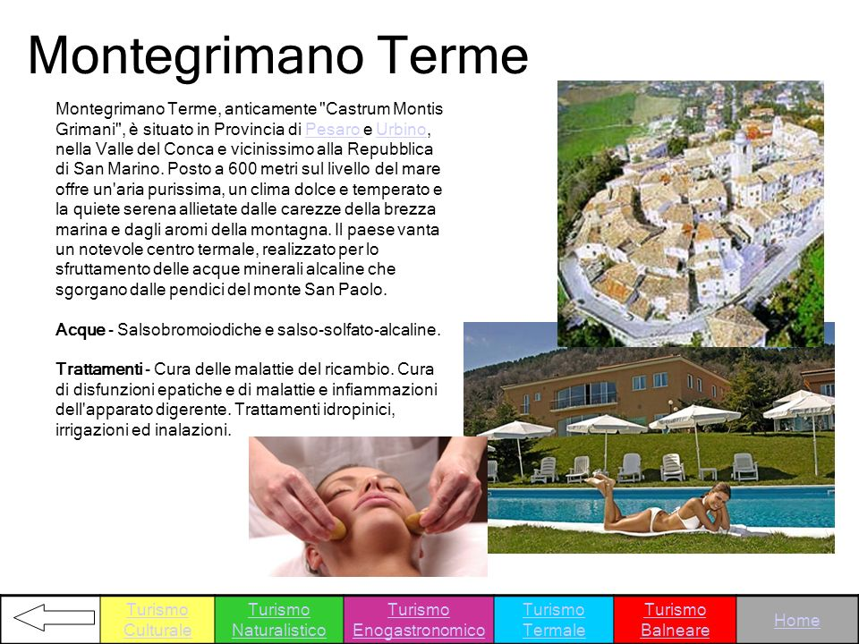 Montegrimano Terme