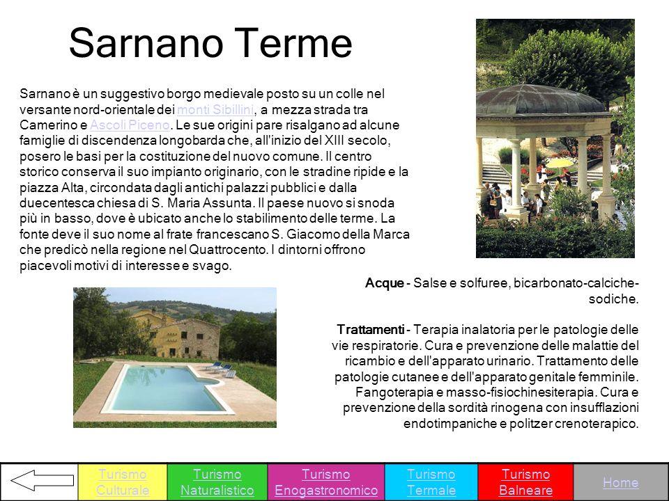 Sarnano Terme