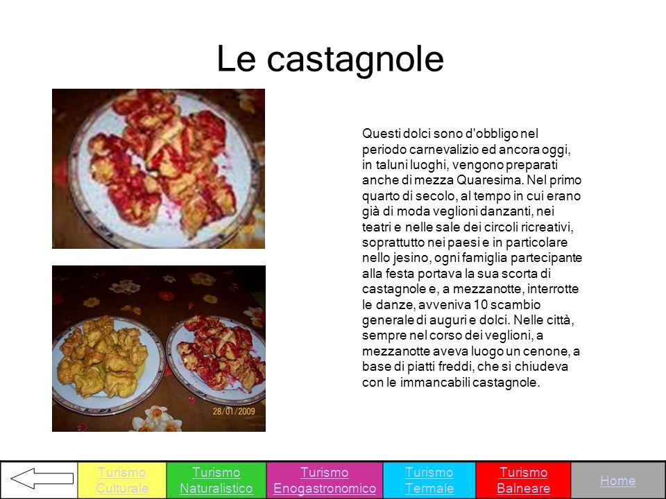 Le castagnole