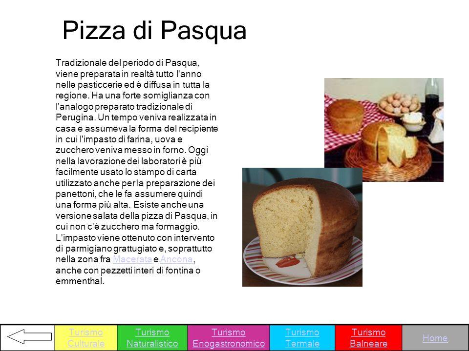 Pizza di Pasqua