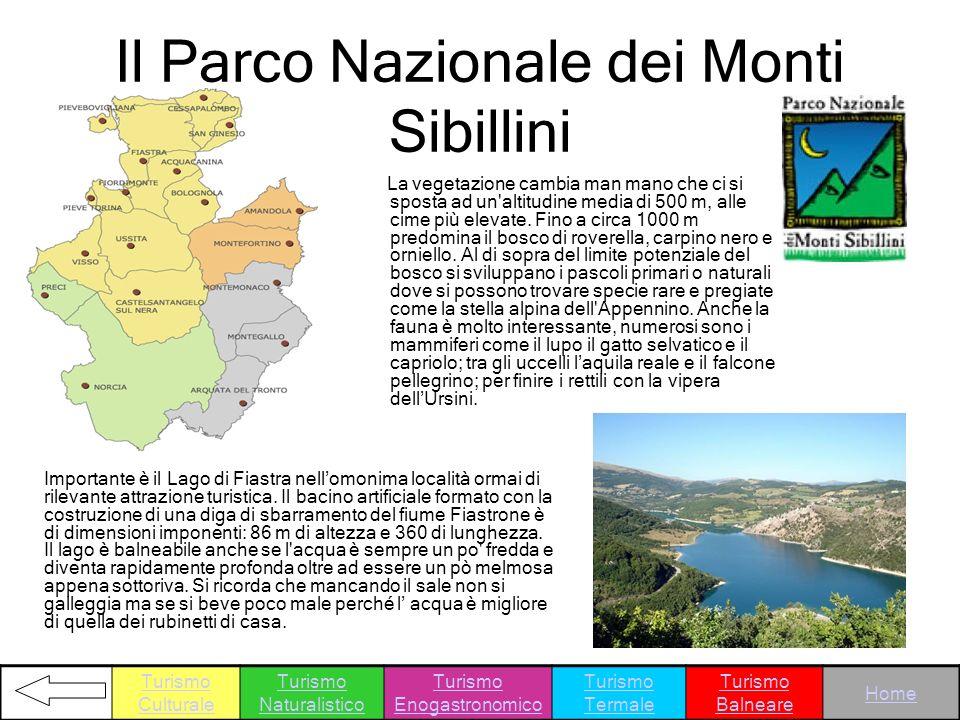 Il Parco Nazionale dei Monti Sibillini