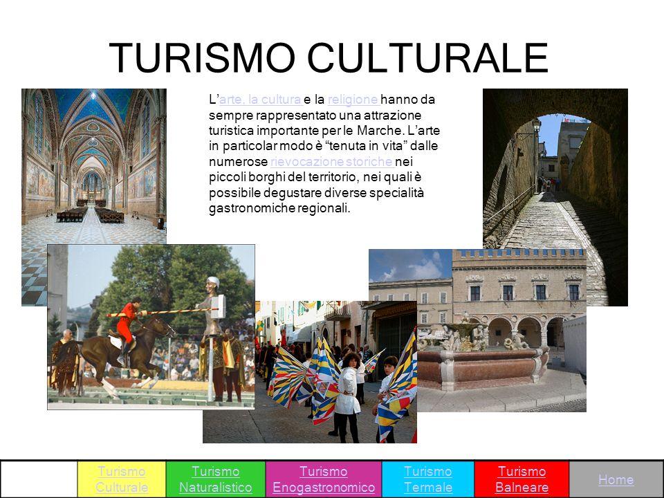 TURISMO CULTURALE