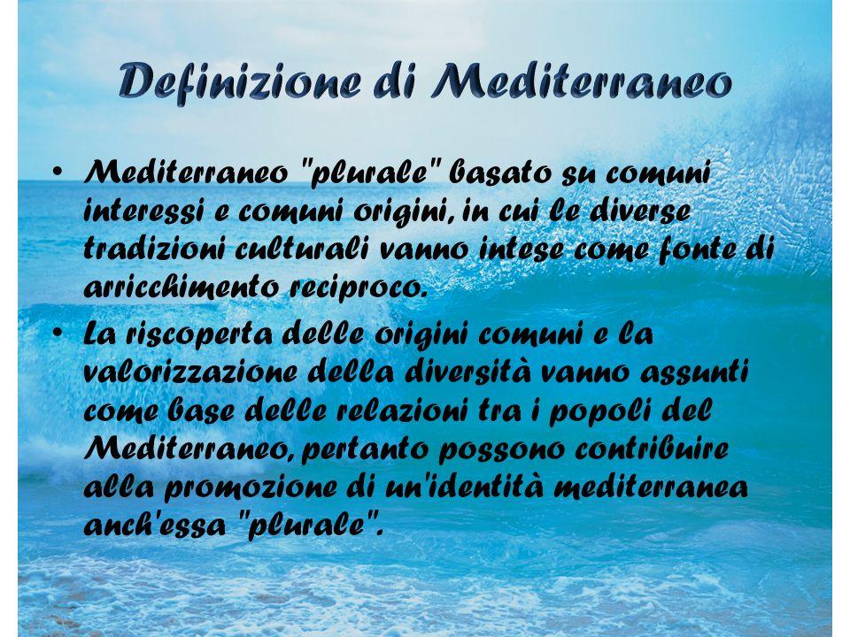 Definizione di Mediterraneo