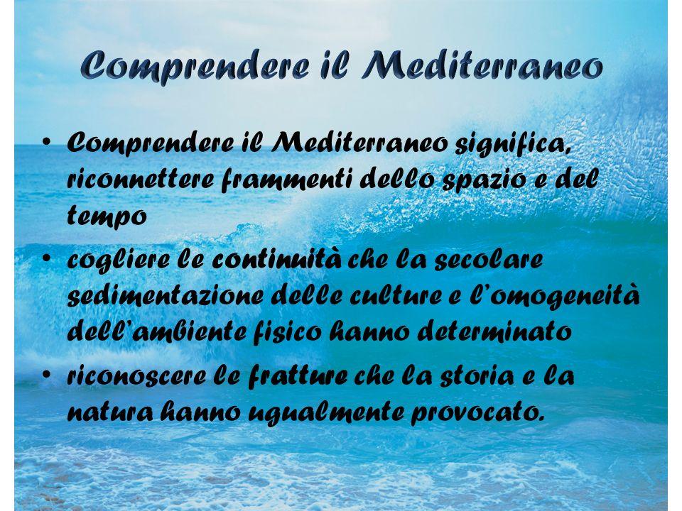 Comprendere il Mediterraneo