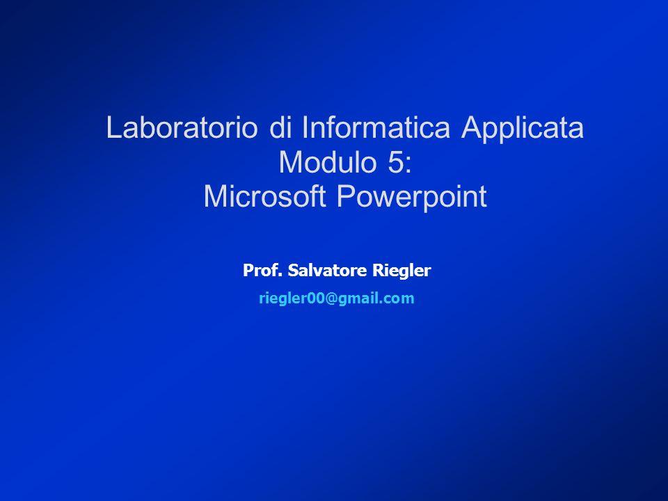 Prof. Salvatore Riegler