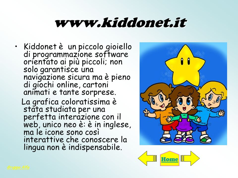 www.kiddonet.it