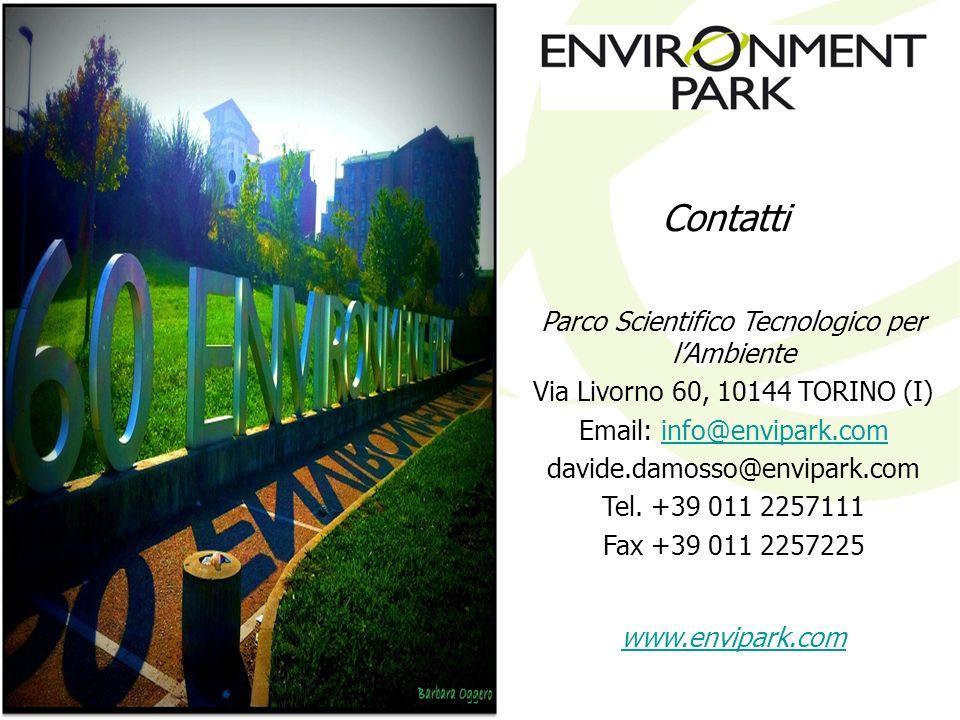 Parco Scientifico Tecnologico per l'Ambiente