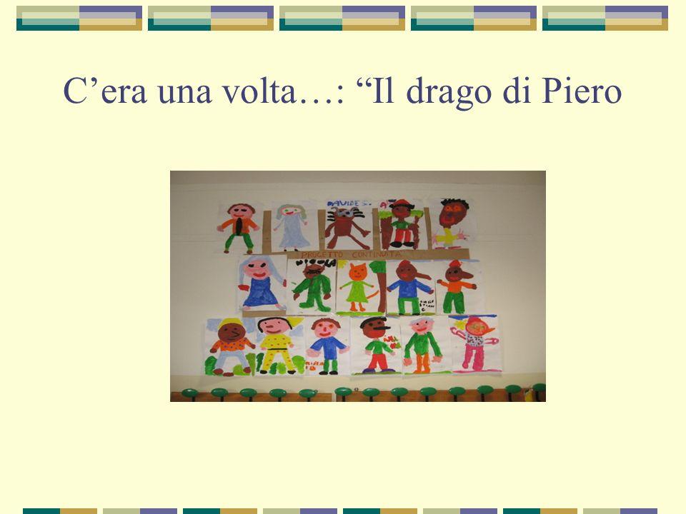 C'era una volta…: Il drago di Piero