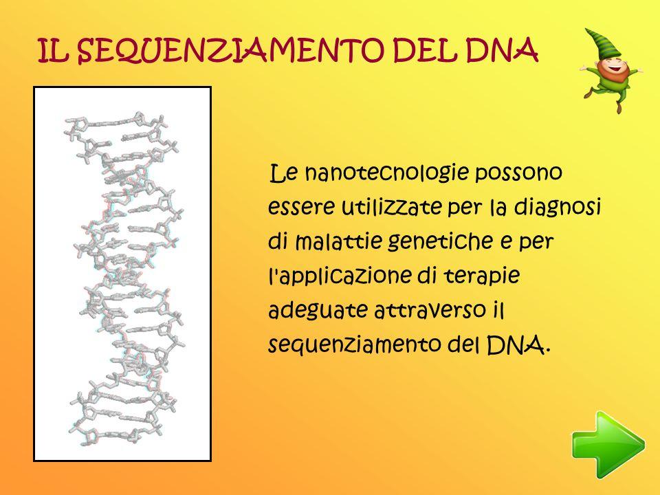 IL SEQUENZIAMENTO DEL DNA