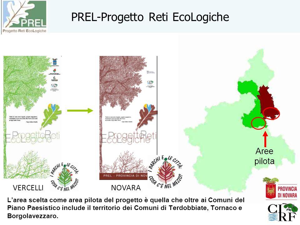 PREL-Progetto Reti EcoLogiche