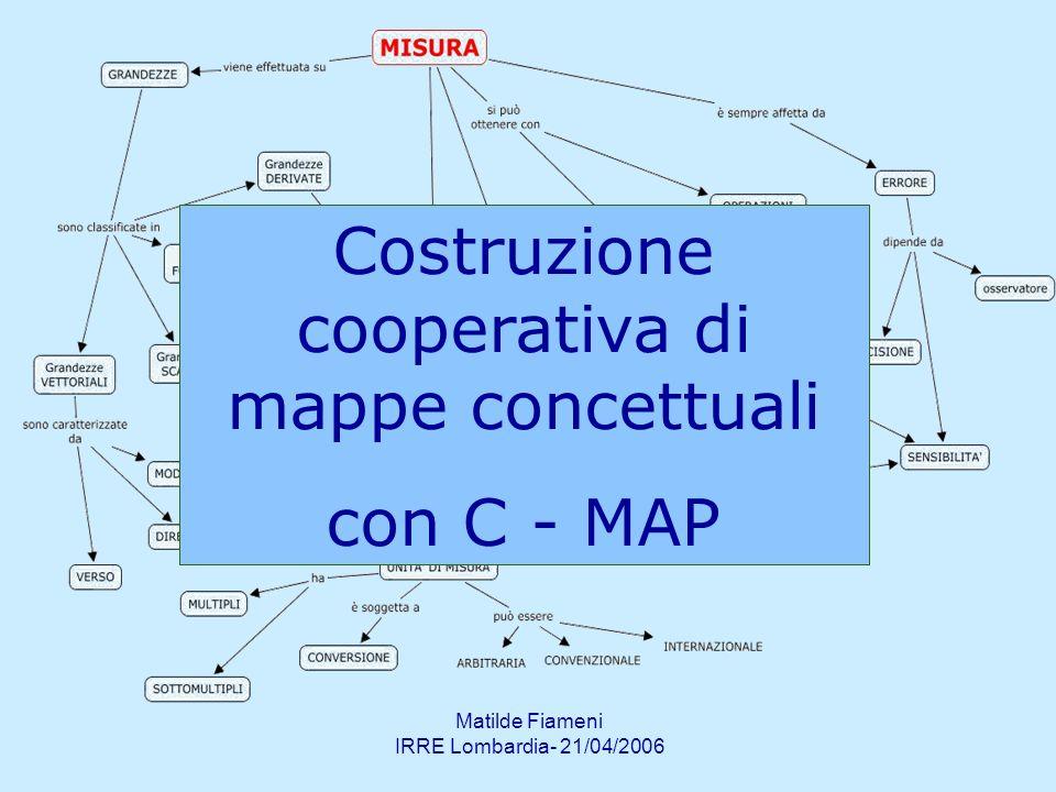 Costruzione cooperativa di mappe concettuali