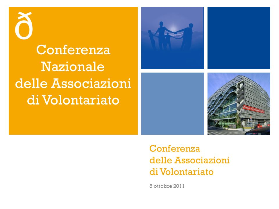Conferenza delle Associazioni di Volontariato
