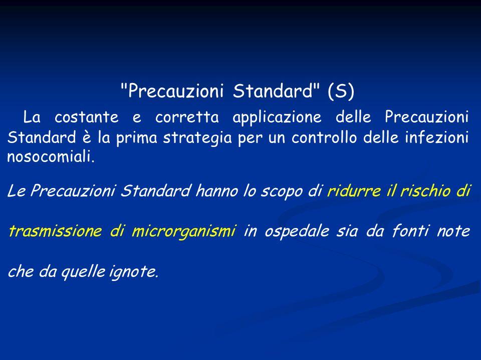 Precauzioni Standard (S)