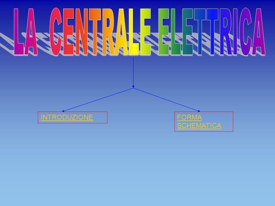 LA CENTRALE ELETTRICA INTRODUZIONE FORMA SCHEMATICA