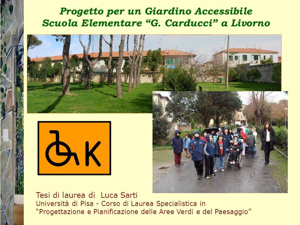 Progetto per un Giardino Accessibile