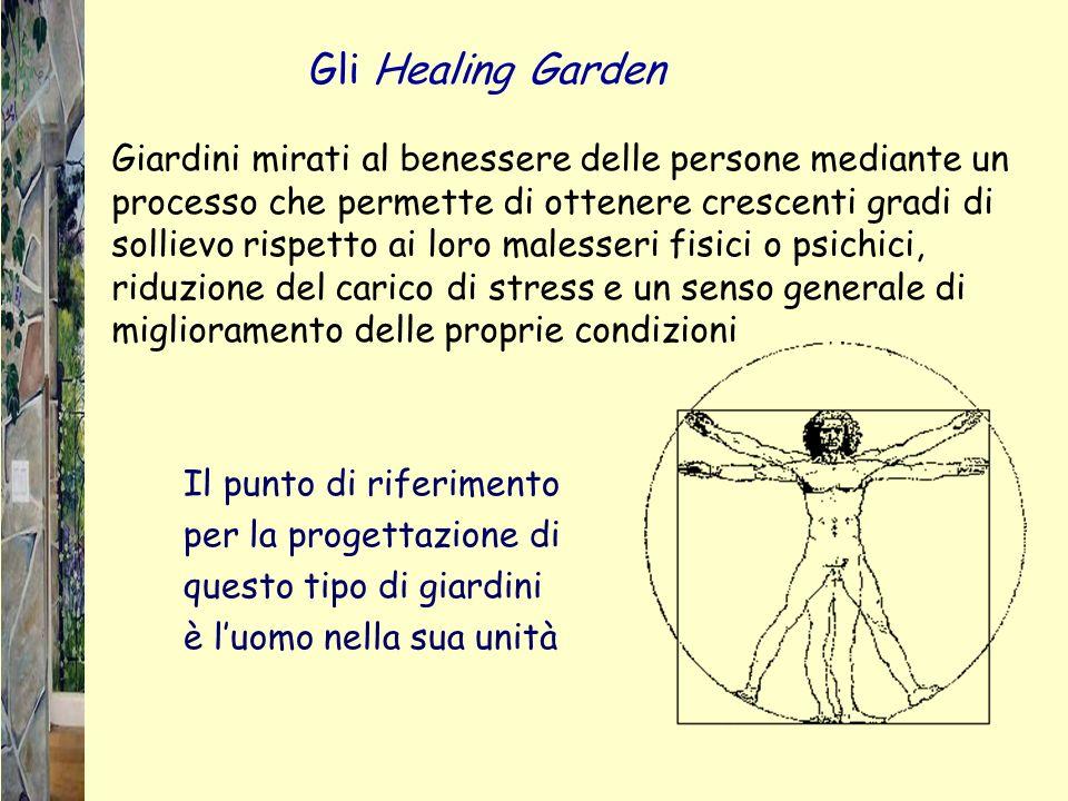 Gli Healing Garden