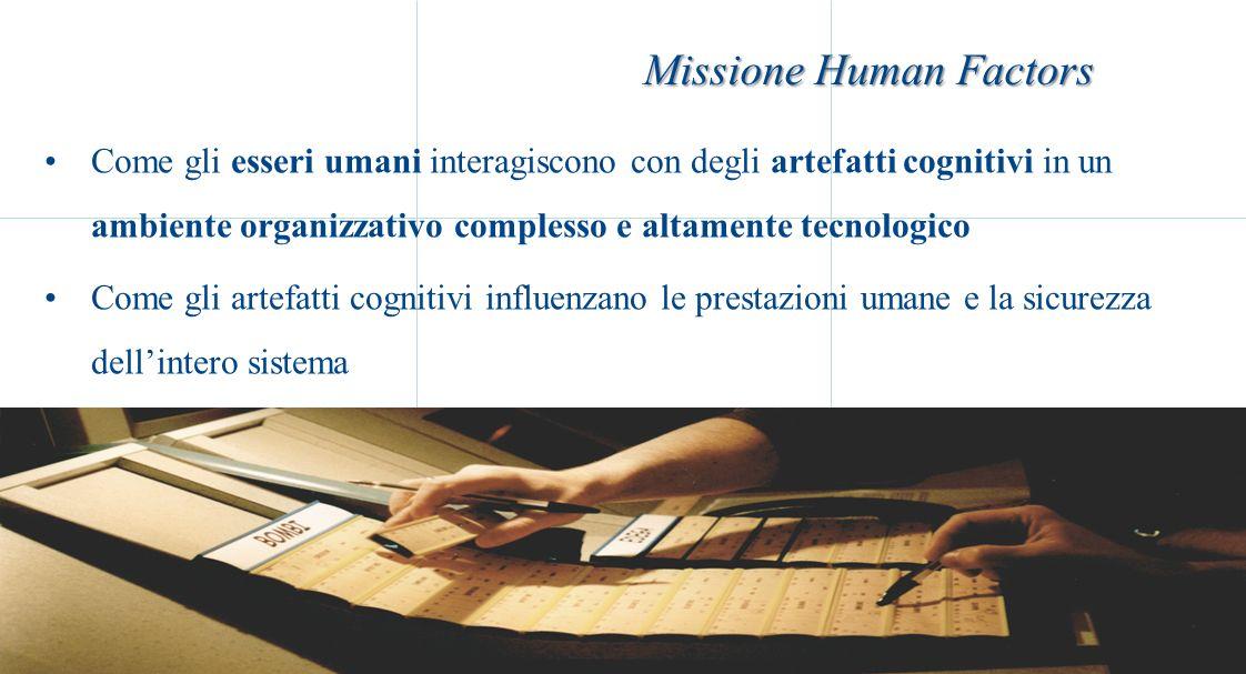 Missione Human Factors