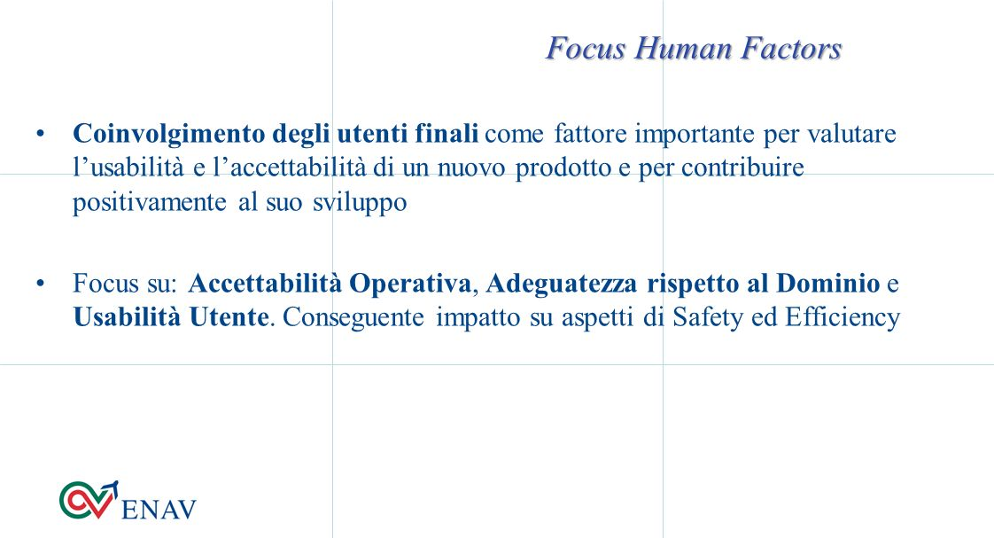 Focus Human Factors