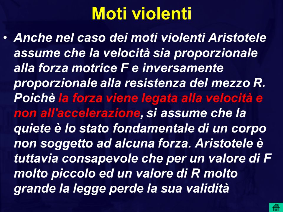 Moti violenti