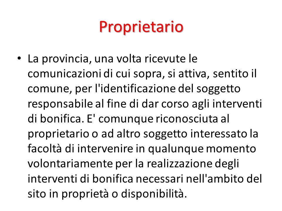 Proprietario