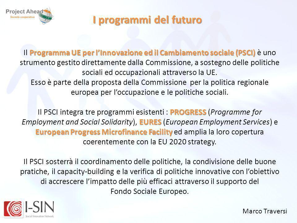 I programmi del futuro