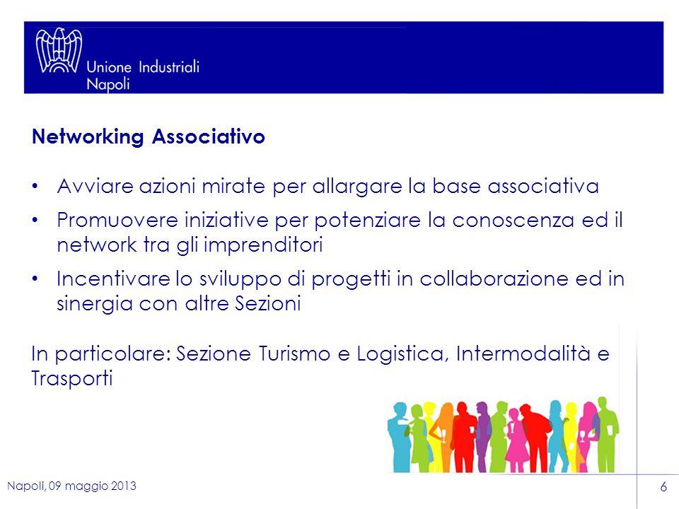 Networking Associativo