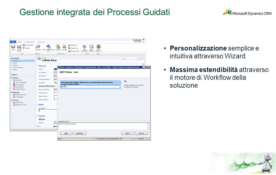 Gestione integrata dei Processi Guidati