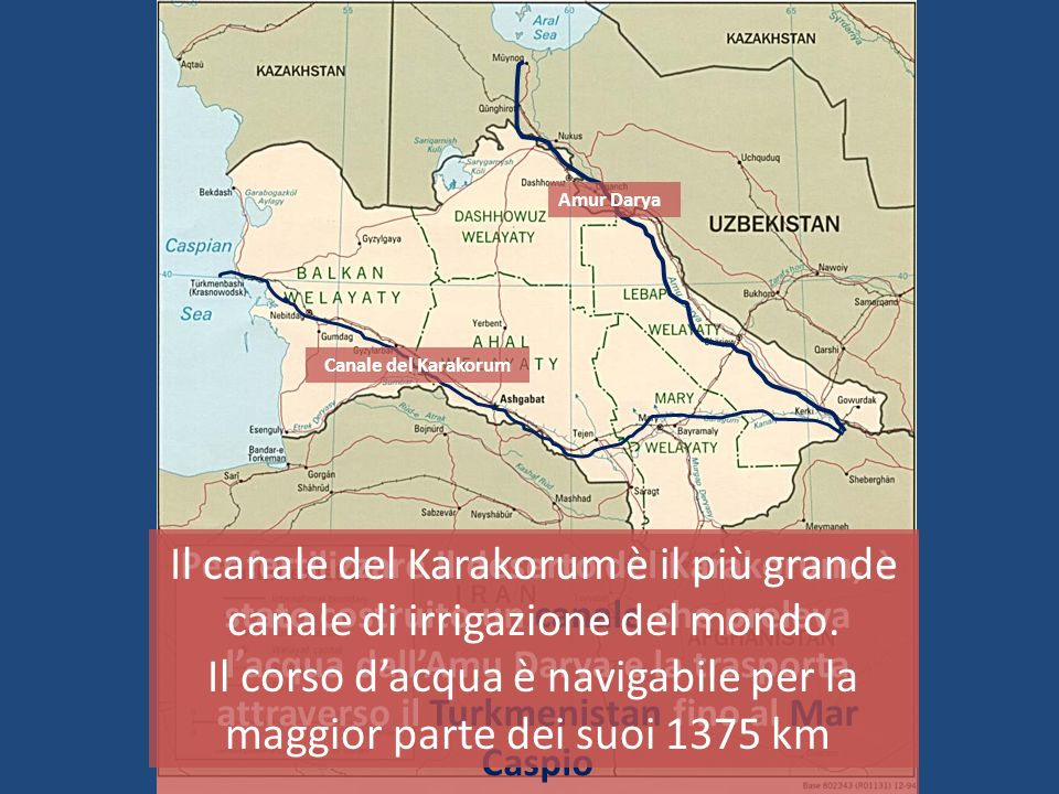 Il corso d'acqua è navigabile per la maggior parte dei suoi 1375 km