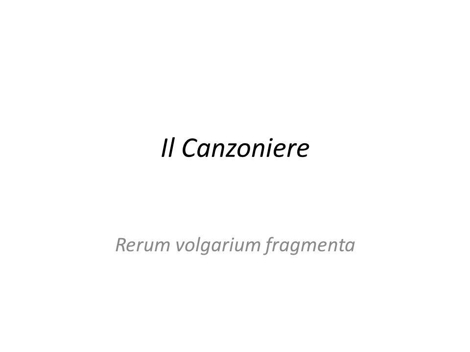 Rerum volgarium fragmenta
