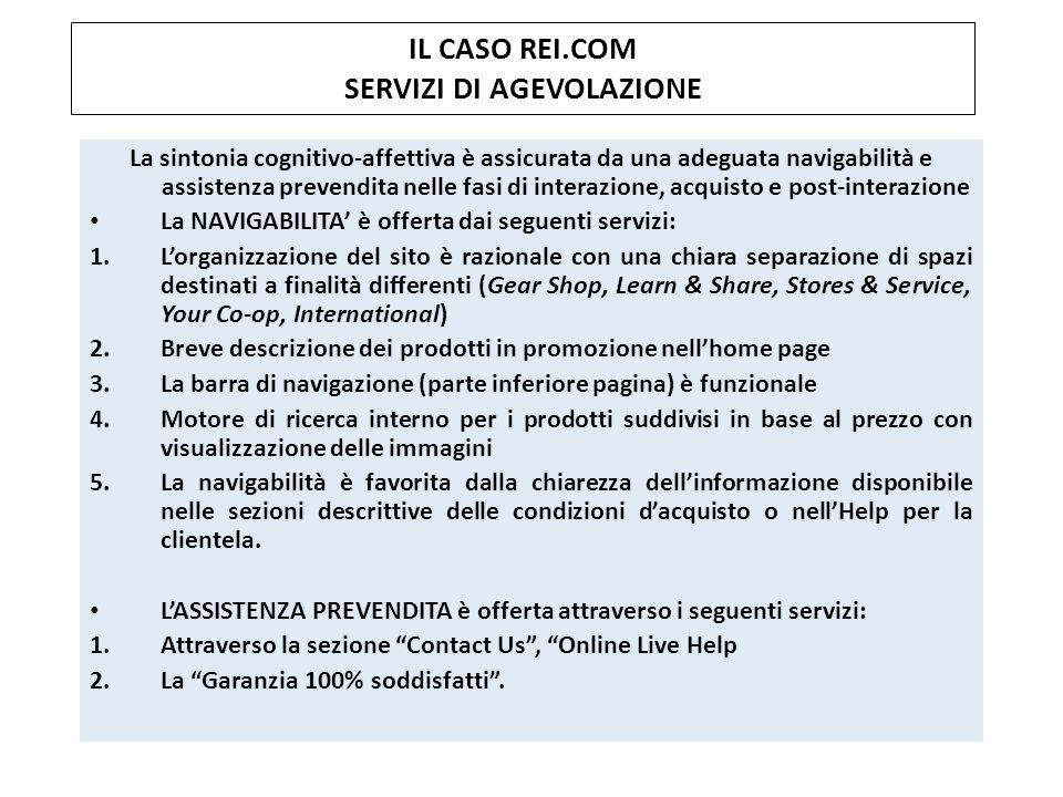 IL CASO REI.COM SERVIZI DI AGEVOLAZIONE