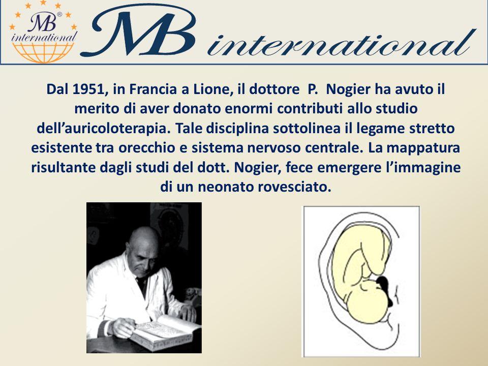 Dal 1951, in Francia a Lione, il dottore P