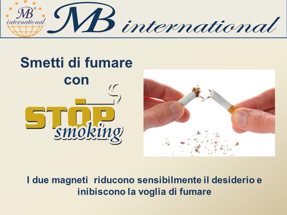 Smetti di fumare con.