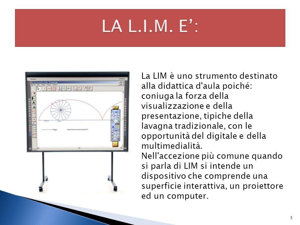 LA L.I.M. E':
